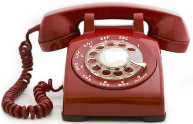 Rotary-Dial-Phone
