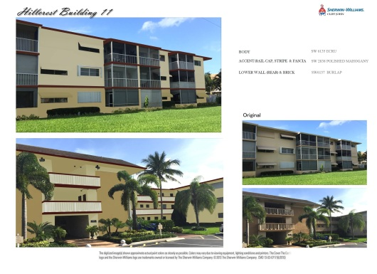 Hillcrest building 11 Option 1