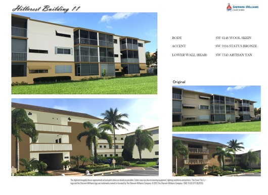 Hillcrest building 11  Option 3