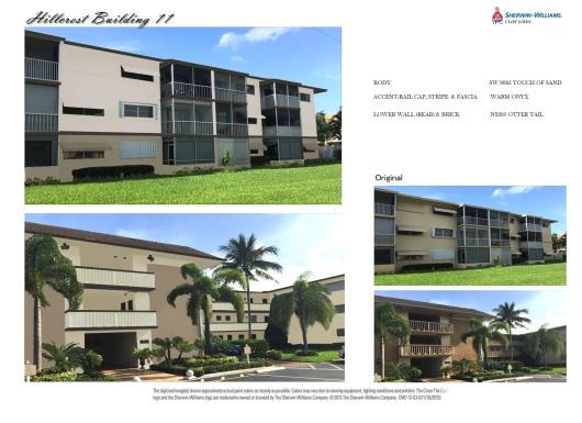 Hillcrest building 11 # Option 2